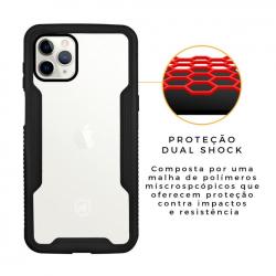 Capa Dual Shock GSHIELD para iPhone 12 / 12 PRO
