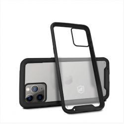 Capa Stronger GShield Preta para iPhone 12 Pro Max