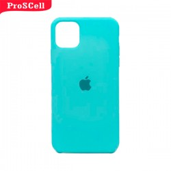 CAPA APPLE IPHONE 11 PRO MAX SILICONE AVELUDADA - CORES
