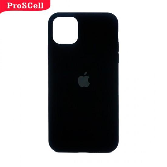 CAPA APPLE IPHONE 11 PRO MAX SILICONE AVELUDADA - CORES