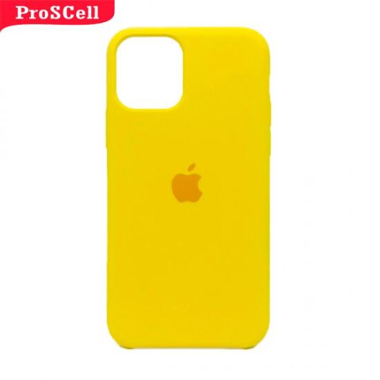 CAPA APPLE IPHONE 11 PRO SILICONE AVELUDADA - CORES