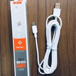 CABO DE DADOS USB PMCELL TIPO C