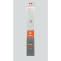 CABO DE DADOS USB PMCELL SOLID TIPO C - 1M