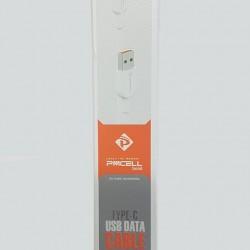 CABO DE DADOS USB PMCELL SOLID TIPO C