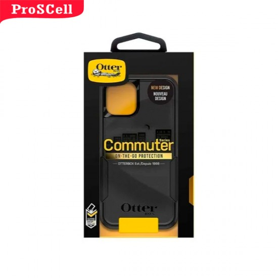 CAPA ANTI-SHOCK ORIGINAL COMMUTER OTTERBOX PARA IPHONE 11 PRO - PRETO