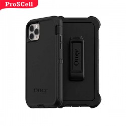 CAPA ANTI-SHOCK ORIGINAL DEFENDER OTTERBOX PARA IPHONE 11 - PRETO