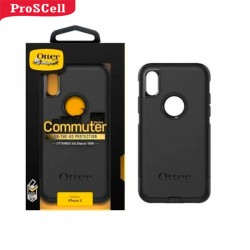 CAPA ORIGINAL COMMUTER OTTERBOX PARA IPHONE XS MAX - PRETO
