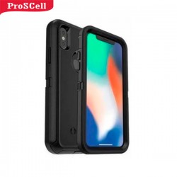 CAPA ANTI-SHOCK ORIGINAL DEFENDER OTTERBOX PARA IPHONE XS MAX - PRETO
