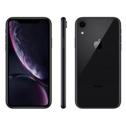 "iPhone XR Apple 64GB Preto 4G Tela 6,1"" Retina - Câmera 12MP + Selfie 7MP iOS 12 Proc. Chip A12"