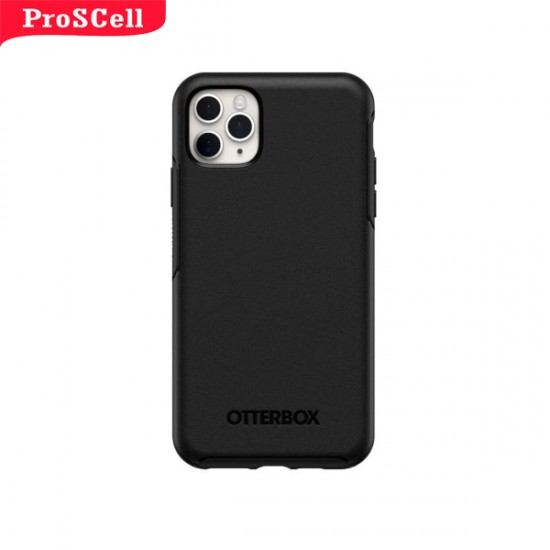 CAPA ANTI-SHOCK ORIGINAL OTTERBOX SYMMETRY PARA IPHONE 11 PRO MAX - PRETA